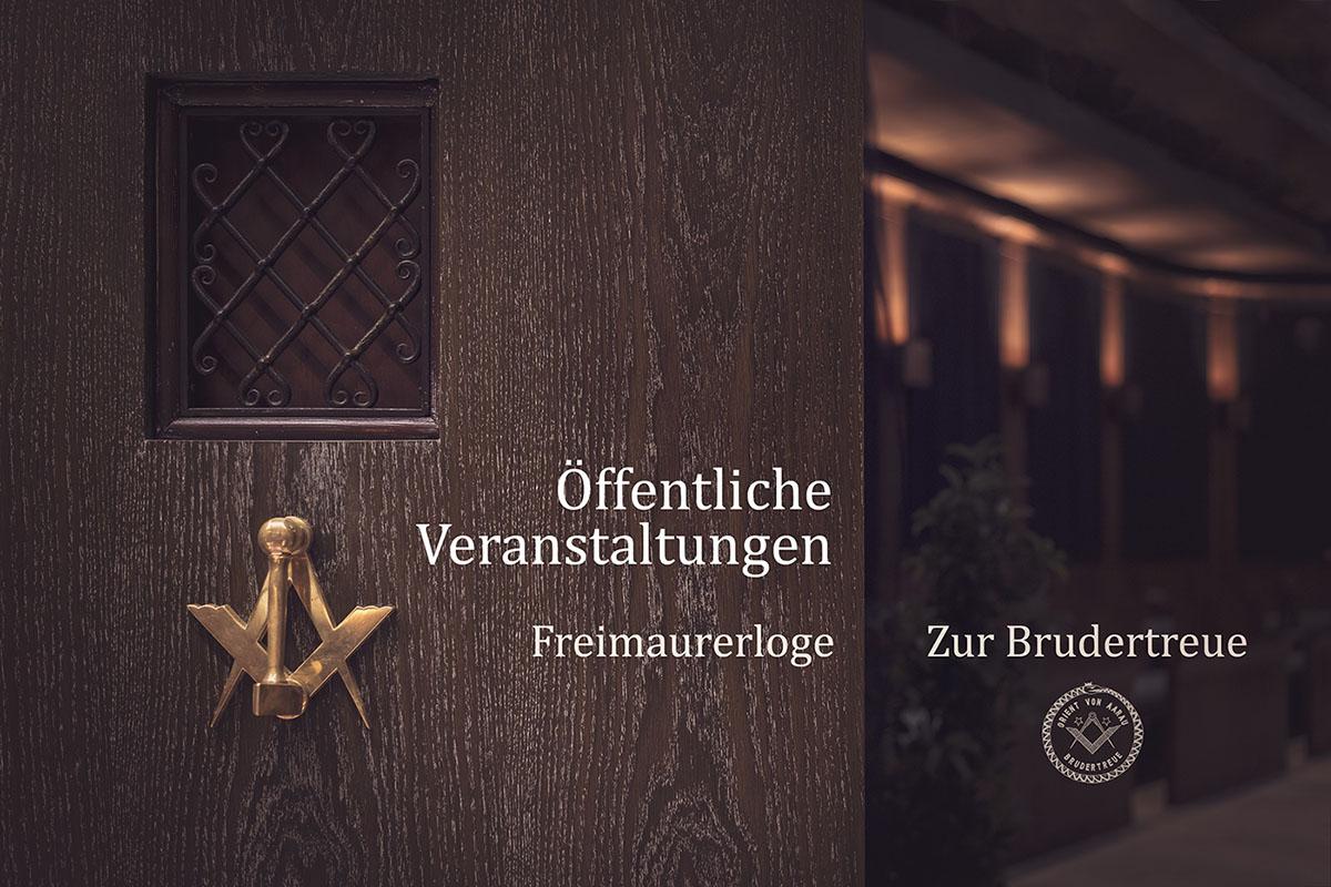 Öffentlicher Vortrag @ Wielandhaus, 1. UG